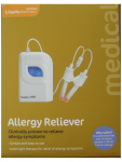 """Lloyds Pharmacy """"Allergy Reliever"""" PackageFront"""
