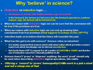 Lionel Milgrom, HOMEOPATHY AND THE NEW FUNDAMENTALISM, Slide 21