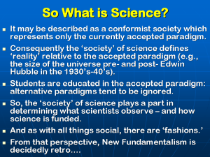 Lionel Milgrom, HOMEOPATHY AND THE NEW FUNDAMENTALISM, Slide 27